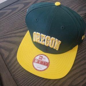 Oregon Ducks Snapback Cap